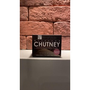 Chutney μανιτάρι με κόλιανδρο και μπαχάρι